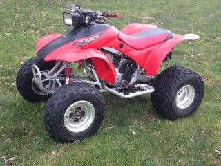 2005 Honda 300ex photo