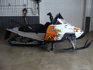 2009 Arctic Cat M8 photo