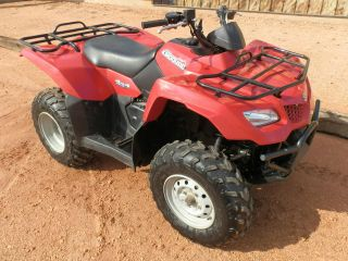 2009 Suzuki King Quad photo