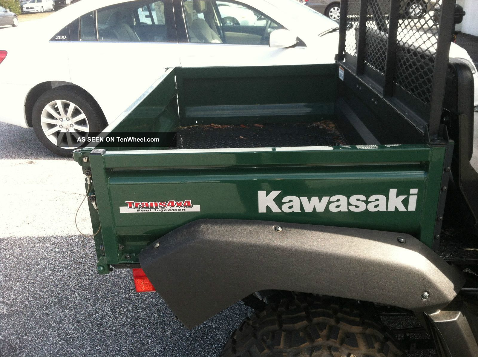 2012 kawasaki mule 4010 4x4 fuel injected. Black Bedroom Furniture Sets. Home Design Ideas