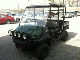 2012 Kawasaki Mule 4010 4x4 Fuel Injected photo