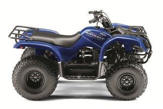 2012 Yamaha Grizzly 125 Automatic 4 - Stroke Electric Start photo