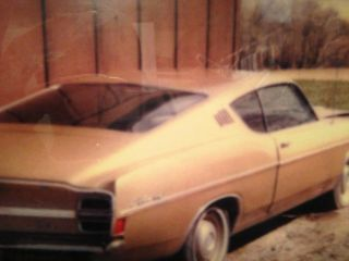 1968 Ford Fairlane Coup photo