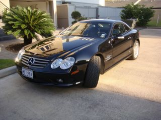 2003 Mercedes Benz Sl500 photo