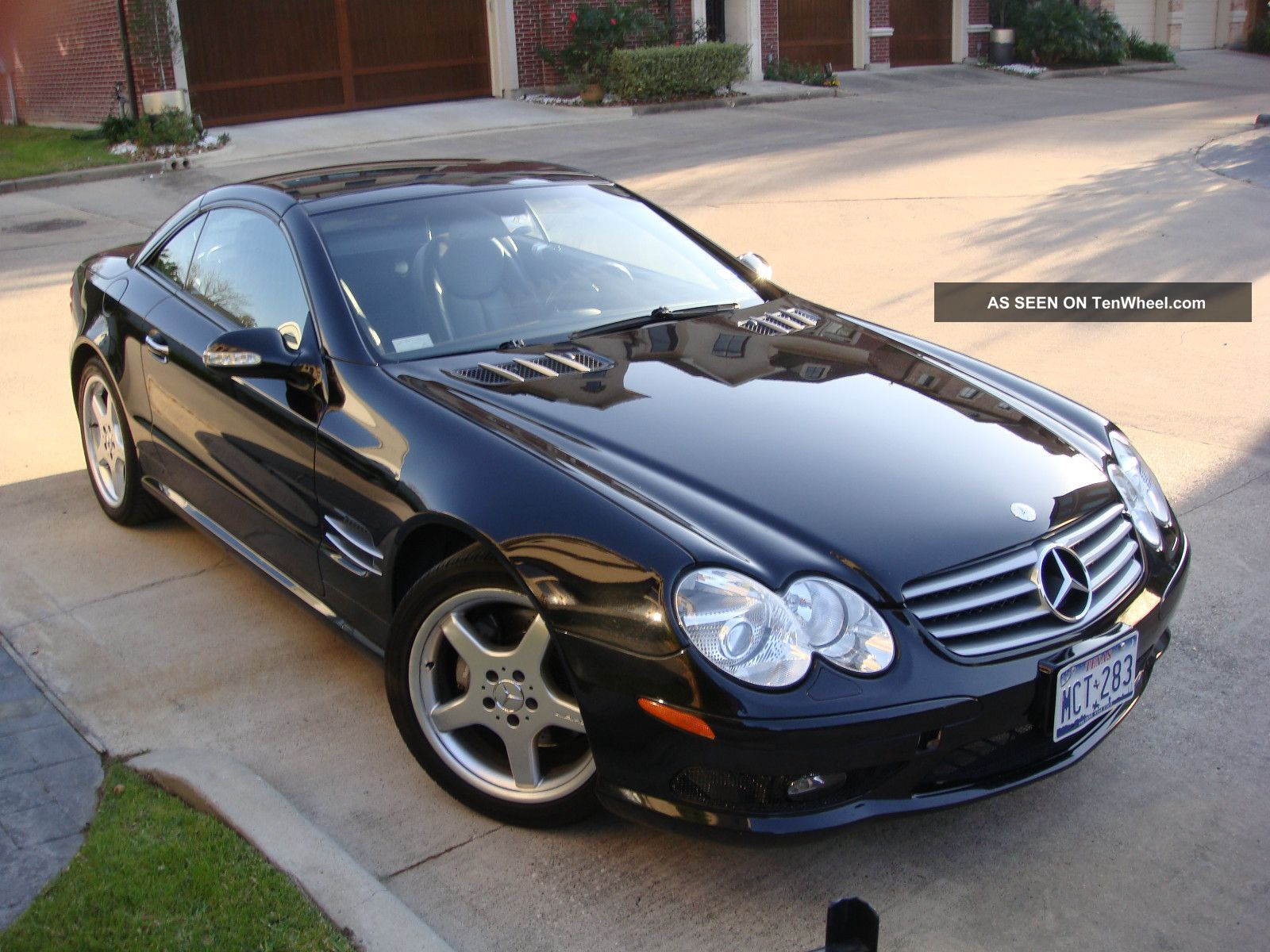 2003 mercedes benz sl500 for Mercedes benz 2003