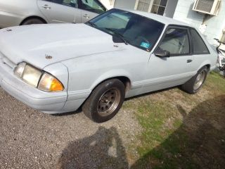 1993 Ford Mustang Lx Hatchback 2 - Door 5.  0l photo