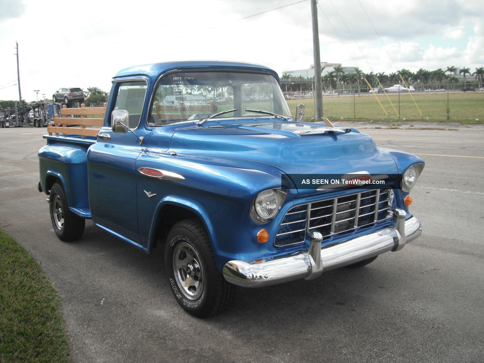 1958 Chevy 3100 Custom Truck Other Pickups photo