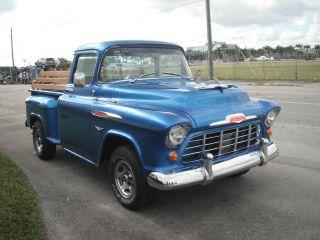 1958 Chevy 3100 Custom Truck photo
