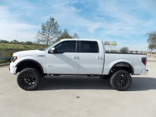 2013 Ford F - 150 Supercrew Fx4 Lifted photo