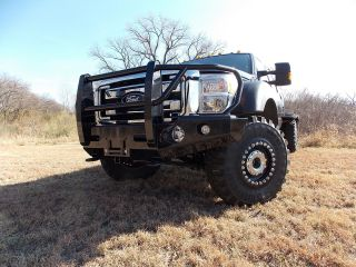 2012 Ford F - 550 F554 Pro Series photo