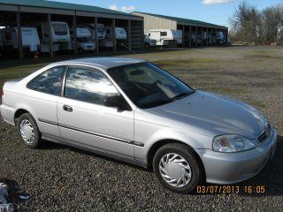 Estate 2000 Honda Civic Dx 2d Coupe photo