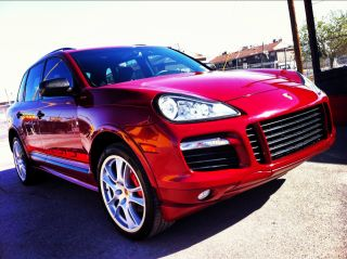 2008 Porsche Cayenne Gts Sport Utility 4 - Door 4.  8l photo