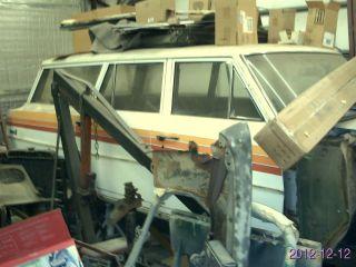 1967 Chevrolet Chevy 2 Nova Station Wagon photo