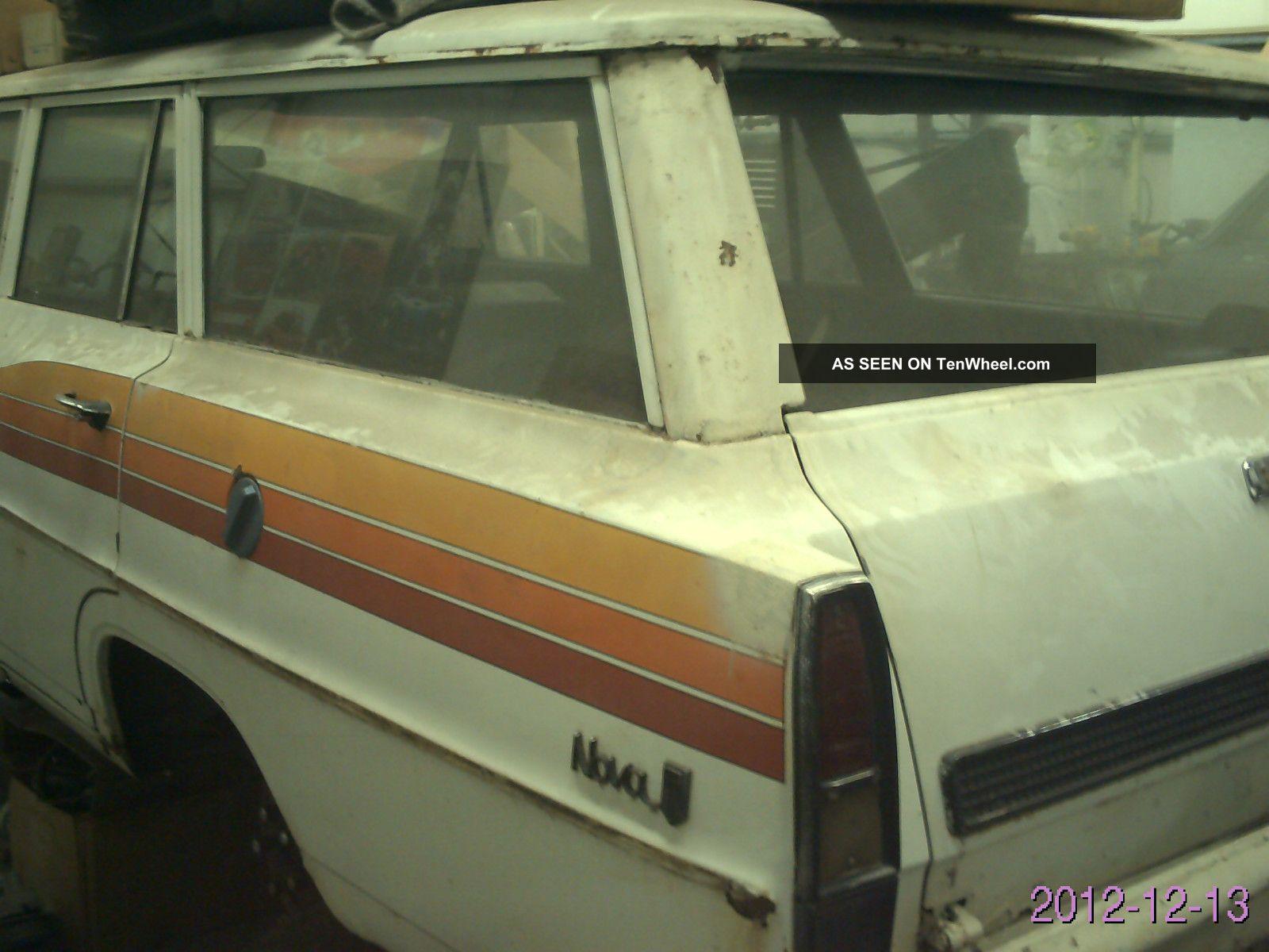 1967 Chevrolet Chevy 2 Nova Station Wagon