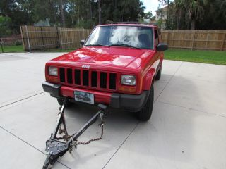 2001jeep Cherokee Sport 2 Door photo