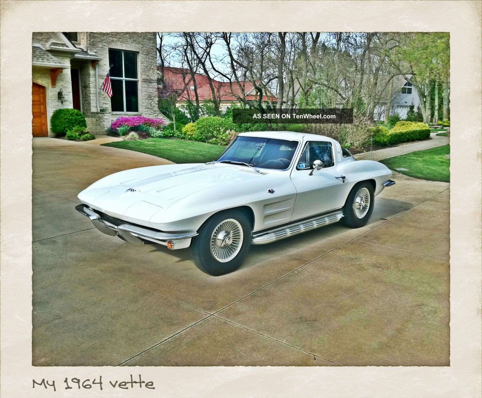1964 Corvette Corvette photo