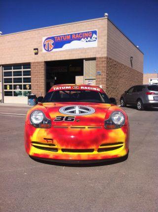 1999 Porsche Cup Race Car