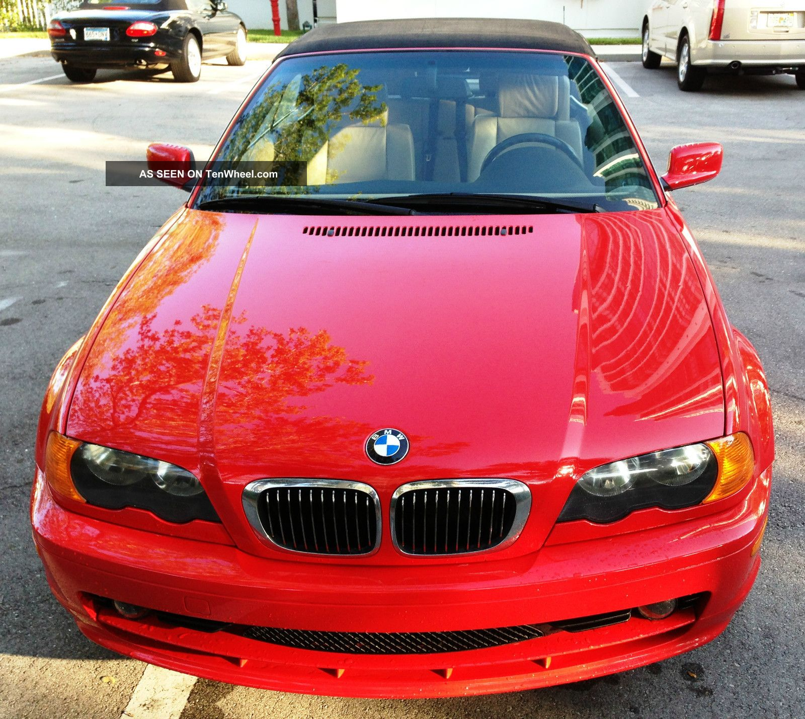 2000 Bmw 323 Coupe: 2000 Bmw 323ci Convertible One