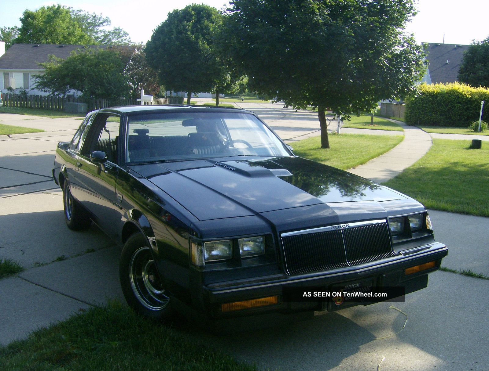 1986 buick regal grand national coupe 2 door 3 8l regal photo 1. Cars Review. Best American Auto & Cars Review