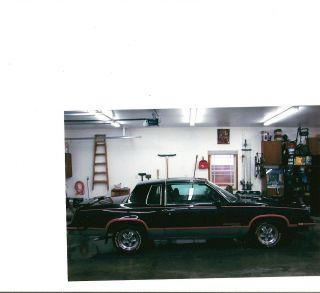 1983 Oldsmobile Cutlass Calais Hurst Coupe 2 - Door 5.  0l photo
