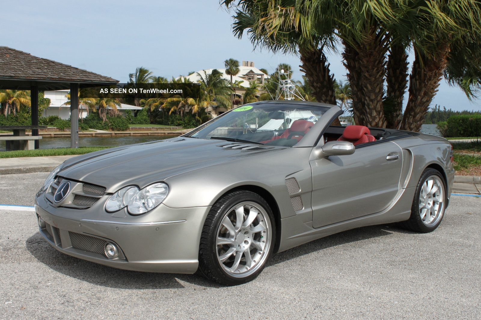 2004 mercedes benz sl55 amg lorinser for Mercedes benz lorinser