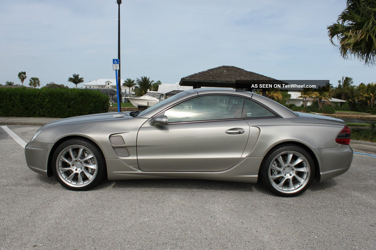 2004 mercedes benz sl55 amg lorinser for 2004 mercedes benz g class
