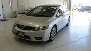 2011 Honda Civic Si Sedan 4 - Door 2.  0l photo