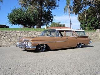 1959 Chevrolet Brookwood Wagon photo