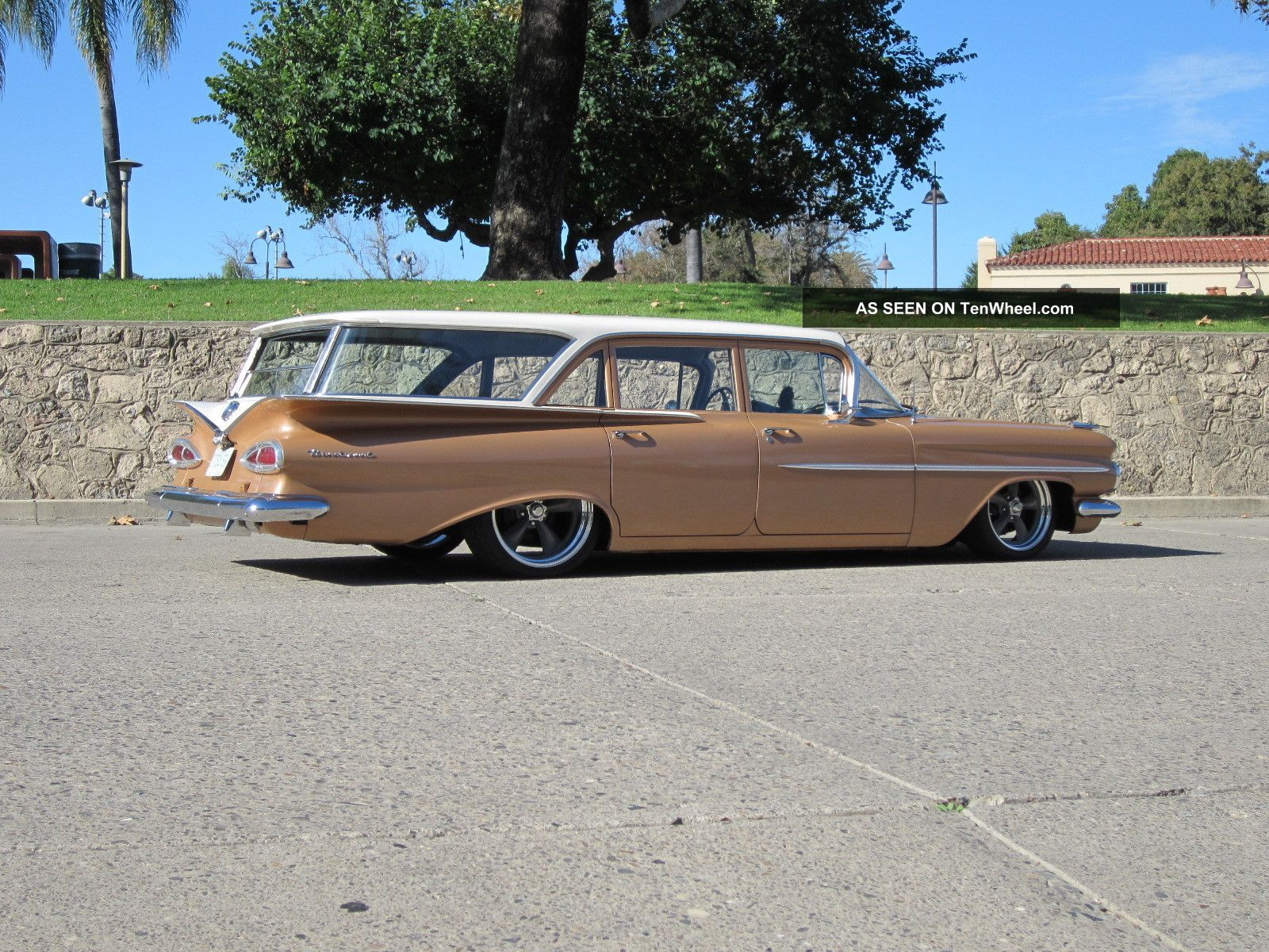 1959 Chevy Wagon Craigslist : 1959 Chevy 2 Door Station Wagon Product