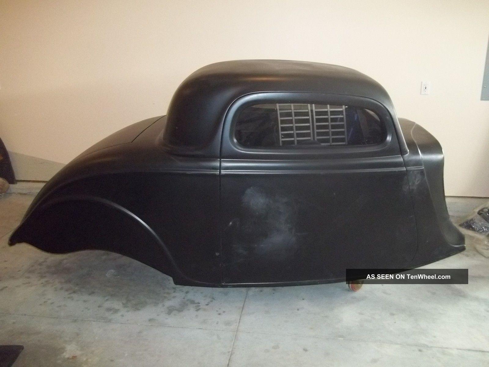 1934 Ford Coupe Fiberglass Body Kit