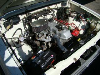 1982 Toyota Pickup Truck With Custom Mini Stock Race Engine photo