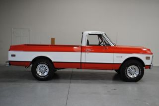 1971 Chevrolet K20 4x2 Completely Truck Show Quality photo