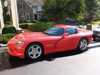 2002 Dodge Viper Gts,  Red, , , photo