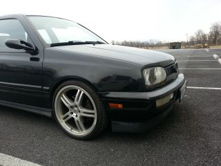 1997 Volkswagen Golf Gti Vr6 Hatchback 2 - Door 2.  8l photo