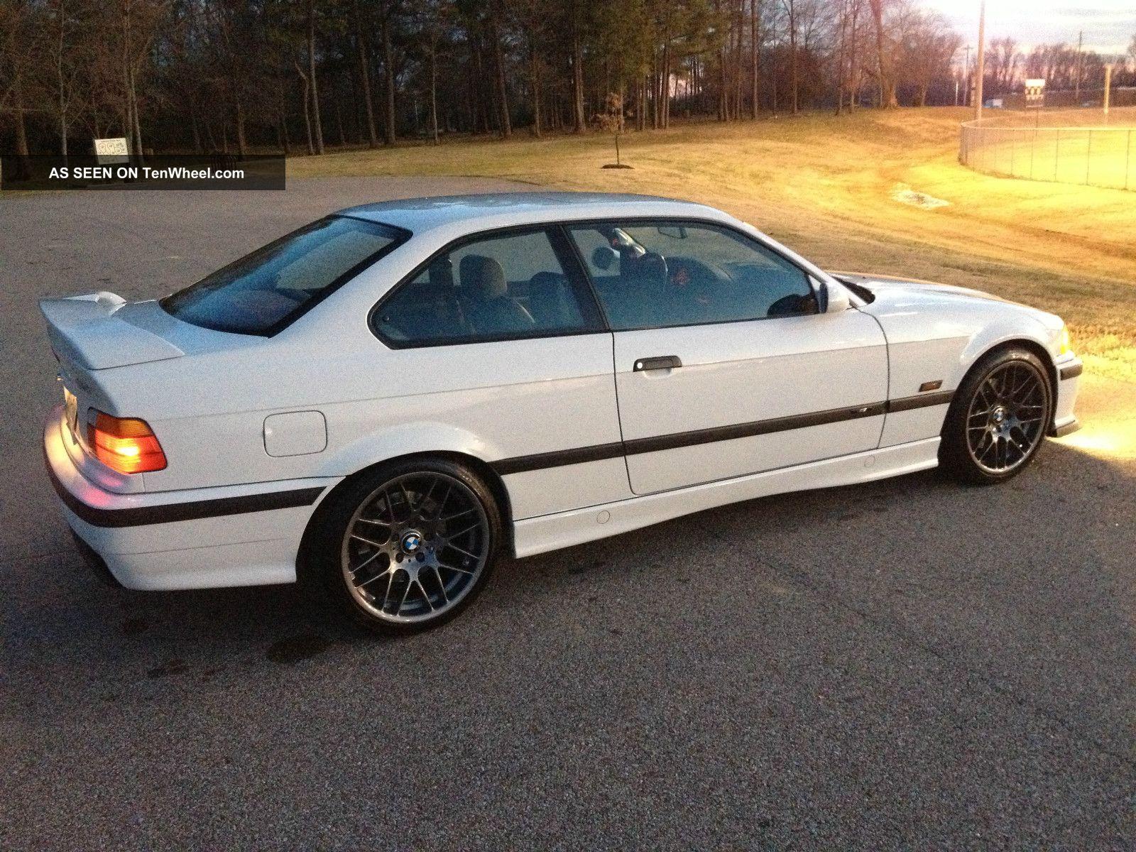 1996 Bmw M3 E36 Coupe 3. 2l W Active Autowerke S / C