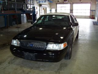 2007 Ford Crown Victoria Police Interceptor 4.  6 Lt photo