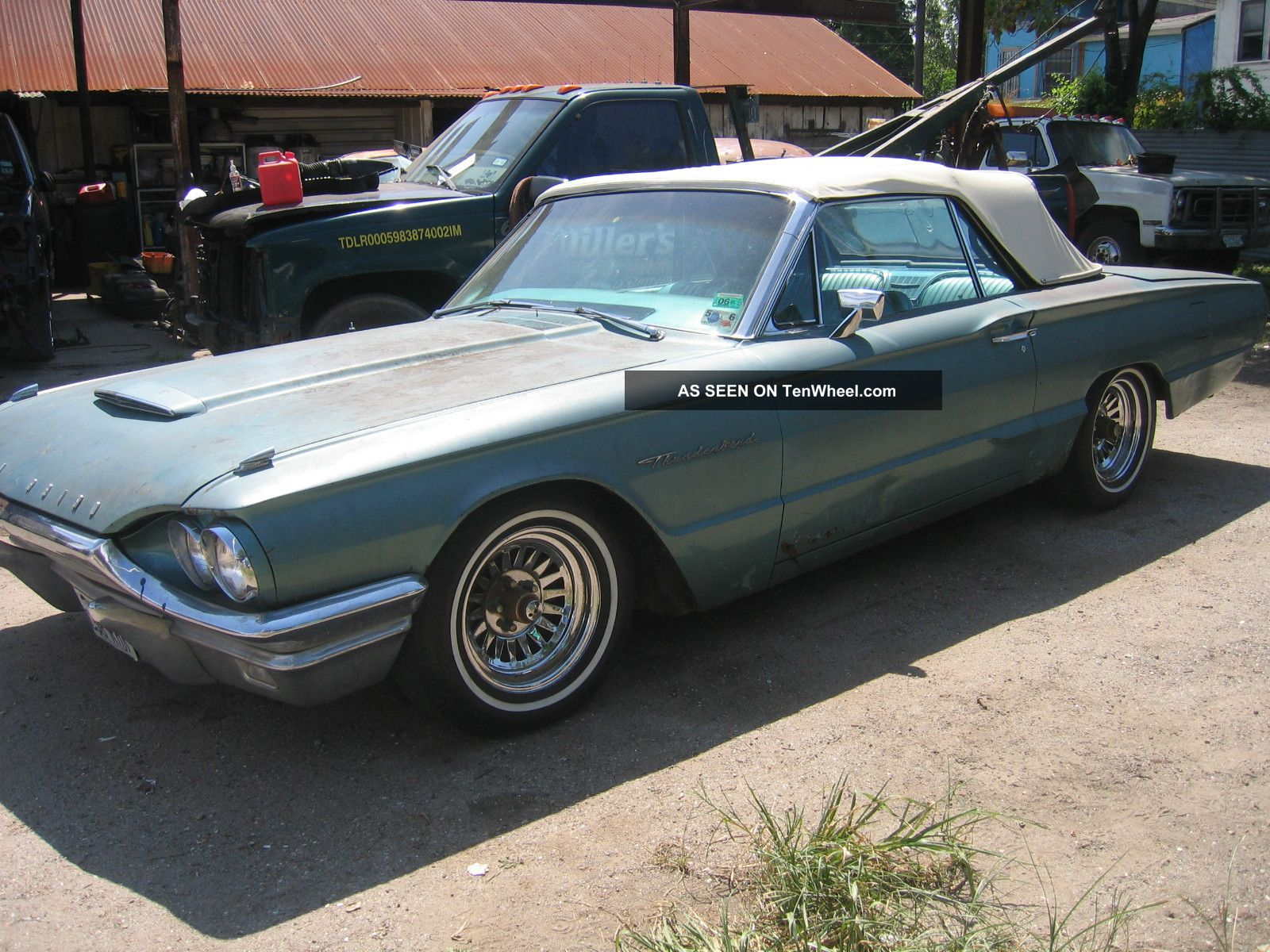 1964 Ford Thunderbird Convertible Thunderbird photo