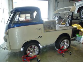 1963 Volkswagen Vw Custom Shorty Pickup Truck photo