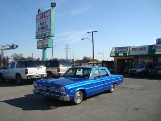 1966 Plymouth Fury I 1 Fresh Paint Job Tires 90k Title photo
