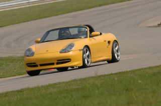 2000 Porsche Boxster Roadster S Convertible 2 - Door 3.  2l Custom Show Track photo