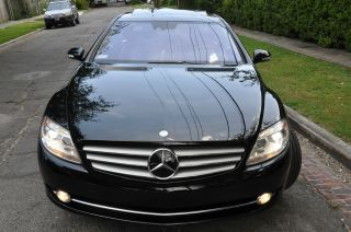 2008 / 9 Cl600 V12turbo Cpo 19 Flawless,  Cl63.  Cl65,  Bentley Gt Cl550,  Cls550,  M6,  650i photo