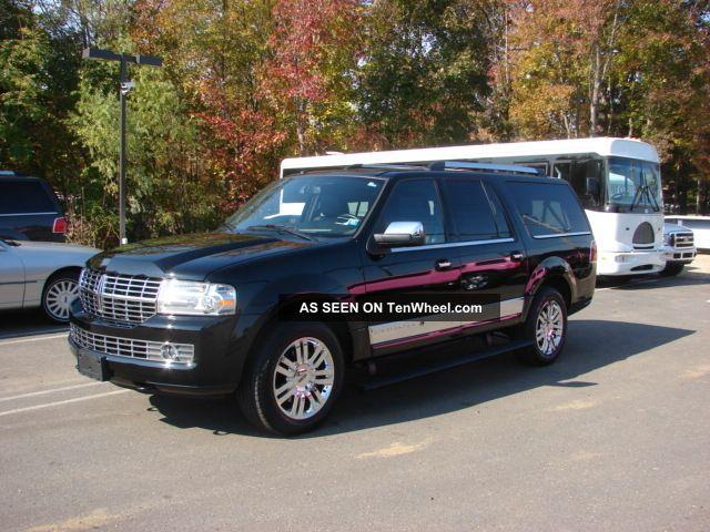 2009 Lincoln Navigator L Ceo Executive Mobile Office Suv Limousine Conversion Navigator photo