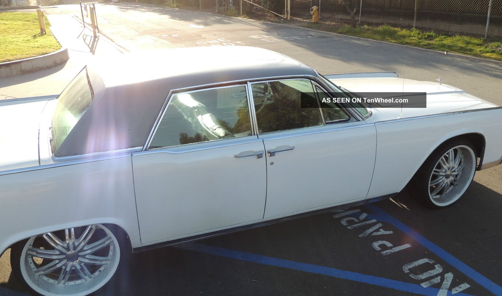 1965 Lincoln Continental W Suicide Doors