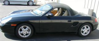 1998 Porsche Boxster,  Convertible Top photo