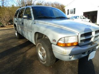 1998 Dodge Durango Slt Sport Utility 4 - Door 5.  2l photo