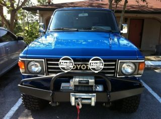 1985 Toyota Land Cruiser Fj60 photo