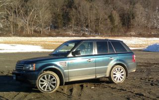 2006 Land Rover Range Rover Sport Supercharged - photo