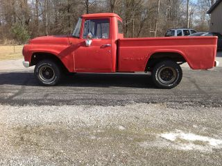 1965 International Pickup Truck 4x4 photo