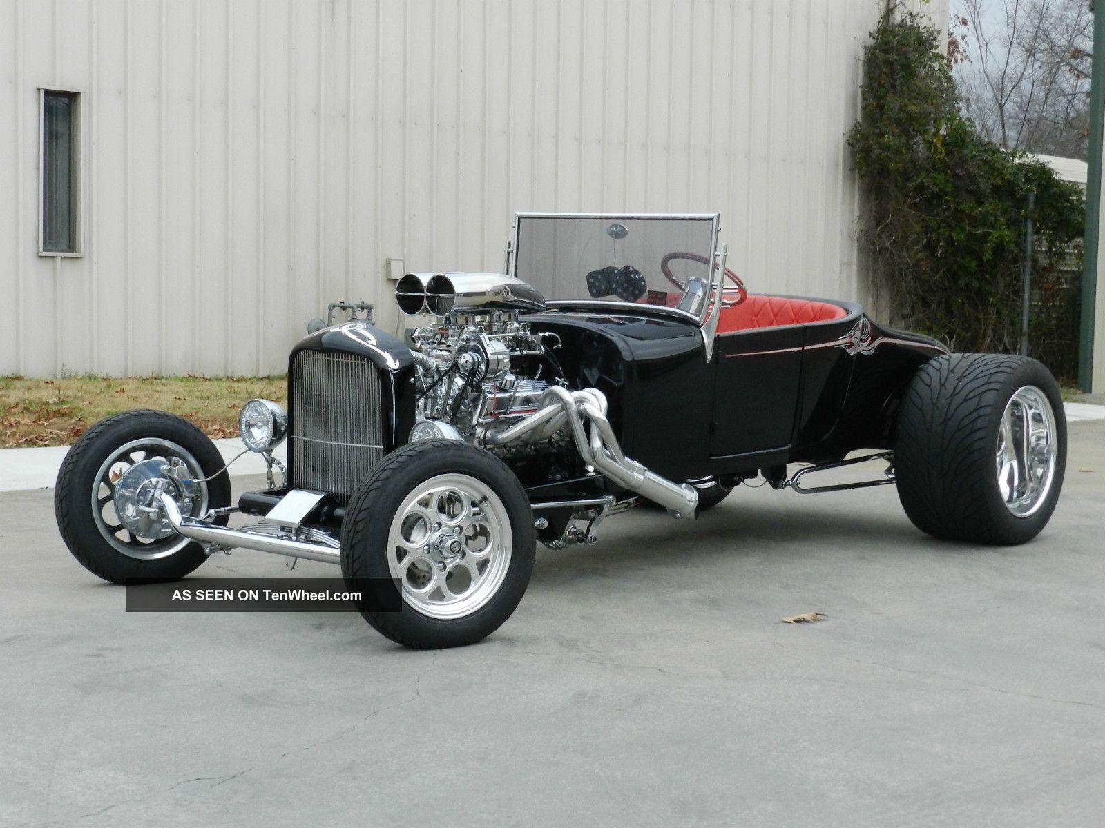 1927 Model T Roadster Model T photo