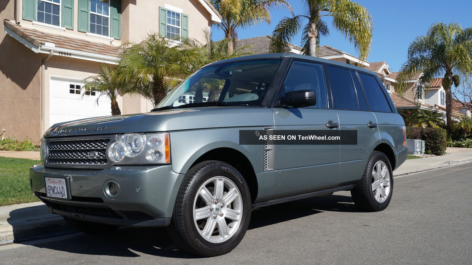 2006 land rover range rover hse sport utility 4 door 4 4l. Black Bedroom Furniture Sets. Home Design Ideas